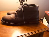 Colehan leather chukkah boots, waterproof, size 11, worn once.  Originally $250 Herndon, 20171
