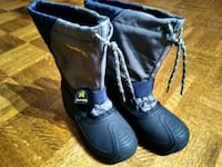 New Boy's Kamik winter boots Size 2 Toronto, M2N
