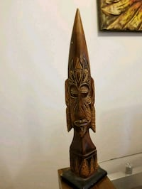 African art (21 inches) Gaithersburg, 20886