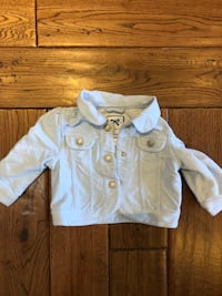 Girls spring jacket 6-12 months  Burlington, L7L 1X1