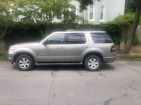 2008 Ford Explorer XLT 4.0 4x4 Washington