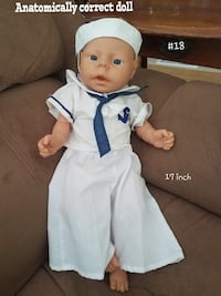 Anatomically correct boy doll   Thurmont