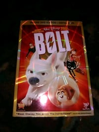 Bolt DVD Reno