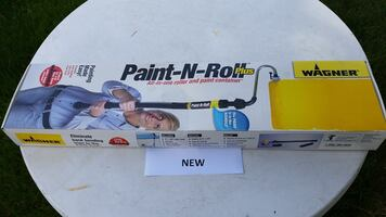 Brand New Paint and Roll