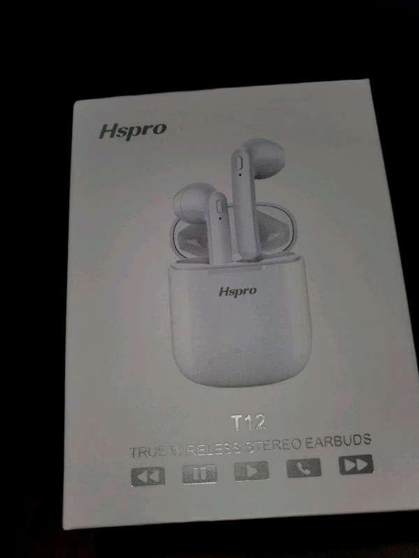 Wireless Earbuds with Mic, Single/Twin Mode, 30Hr Playtime NEW ½ PRICE 4d0bea80-c5bd-42b8-affb-4f0cd05b28ea