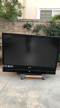 black Philips flat screen TV Los Angeles, 90012