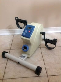 CanDo Pedal Fitness Rehab Exerciser Deluxe w/ LCD Caledon, L7E 1X7