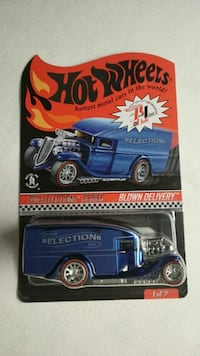HOT WHEELS BLOWN DELIVERY RLC SELECTION SERIES  Ontario, L4L 1V3