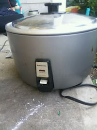 industrial rice cooker  Springfield, 45506
