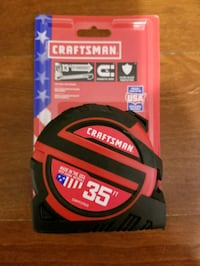 Brand new 35 foot tape measure Victoria, V9A 6A6