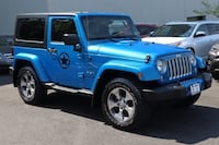 Jeep - Wrangler - 2016 Falls Church