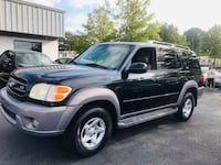 Toyota Sequoia 2002 Chesapeake