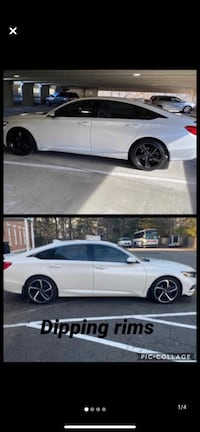 I dip rims and hubcaps Capitol Heights