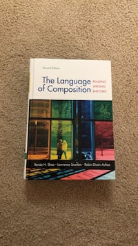 The language of composition second edition London, N6C 5X2