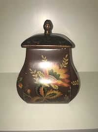 Decorative covered box