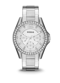 Fossil Riley Multifunctional Stainless Steel Watch Mississauga, L5A 3T2