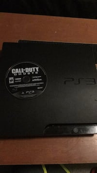 PlayStation 3 with 3 games LaSalle, N9H