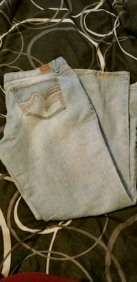 gray Levi's denim jeans Sparta, 38583