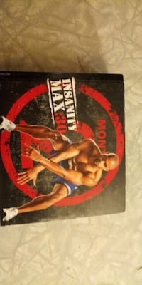 INSANITY Complete 30 Day Workout DVD set