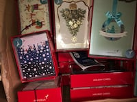 Papyrus holiday cards all kinds 3 for $50 Rockville, 20851
