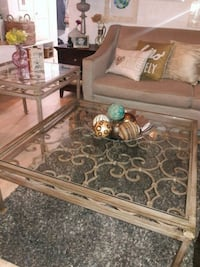 Coffee table and side table Fort Worth, 76131