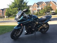 blue and black sports bike Clarksburg, 20871