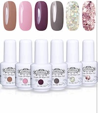 Gel nail polish Los Angeles, 90047