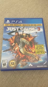Just Cause 3 PS4 Indialantic, 32903