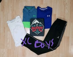 Xl boys / small mens lot