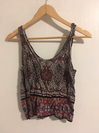 Forever 21 Contemporary Tank Top London, N6G