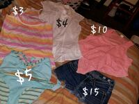 Clothes (Sizes small and Mediums) Tulsa, 74128