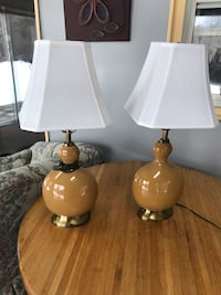 Set of table lamps Warwick, 10990
