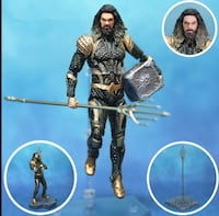 AQUAMAN DC - ACTION FIGURE