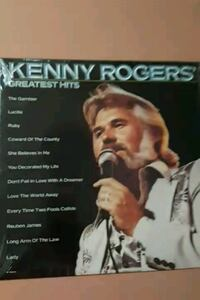 "Kenny Rogers ""Greatest Hits"" vinyl album La Plata, 20646"