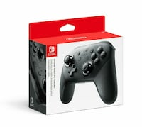 New sealed Nintendo Switch Pro Controller