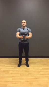 Affordable Certified Personal trainer. I will come to you Toronto