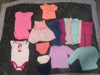 6-9 Months Clothing Bountiful, 84010