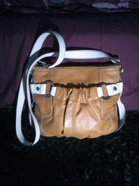 Tignanello Leather Crossbody ($negotiable$) 67 km