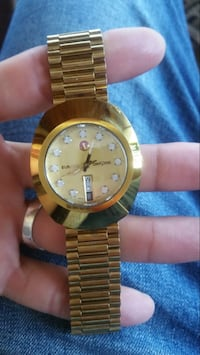 Rado watch 100% authentic I can deliver it in some jewelry or pawnshop Toronto, M6N