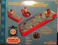 Thomas the Engine Train sleeping bag Montreal, H1E 6Y6