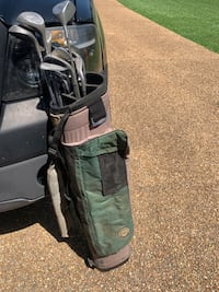 Golf set and Caddy