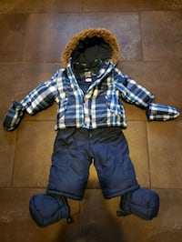 Baby/Toddler Snow Suit Calgary, T2J 0Y5