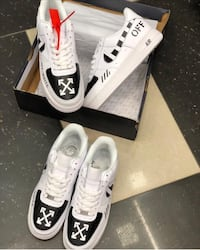 air force 1  OFF-WHITE ADDITION  Las Vegas