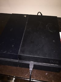 black Sony PS4 game console Alexandria, 22304