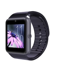 New smart watch works with iPhone Samsung lg htc bnib Toronto, M6M