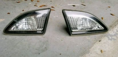 Mazda 3 sedan 2010 trunk tail light housing