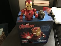 Ozbot iron man smart mini robot. Barely used comes with box and all items Grand Rapids, 49504