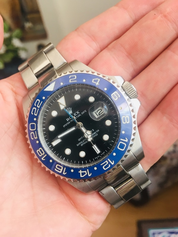 Role x Oyster GMT Master II