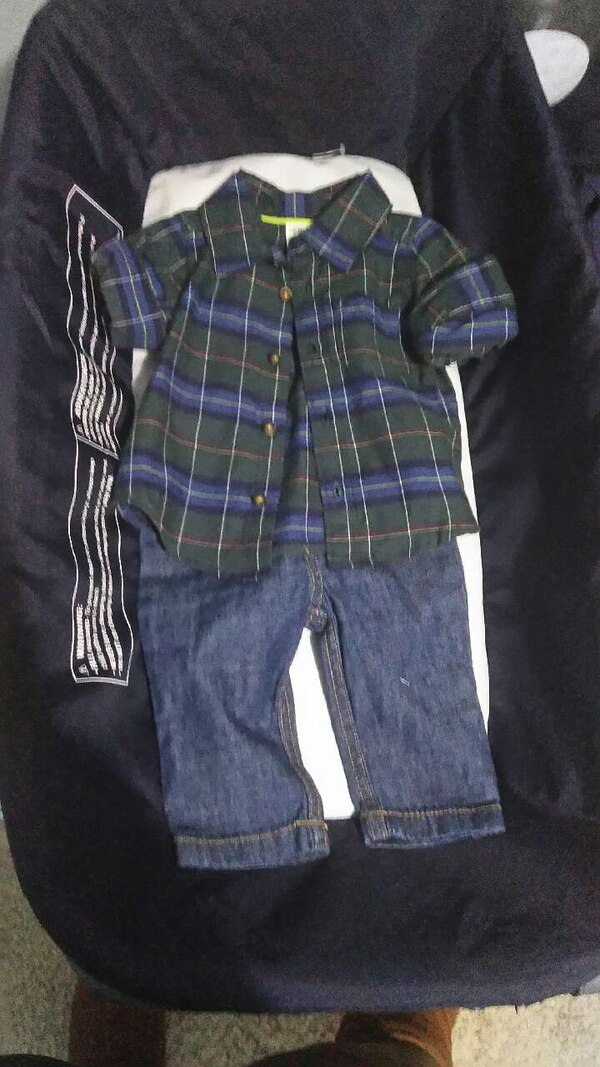Used 3 6 Month Baby Boy Clothes For Sale In Minneapolis Letgo