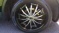 20 Inch rims brand new Providence